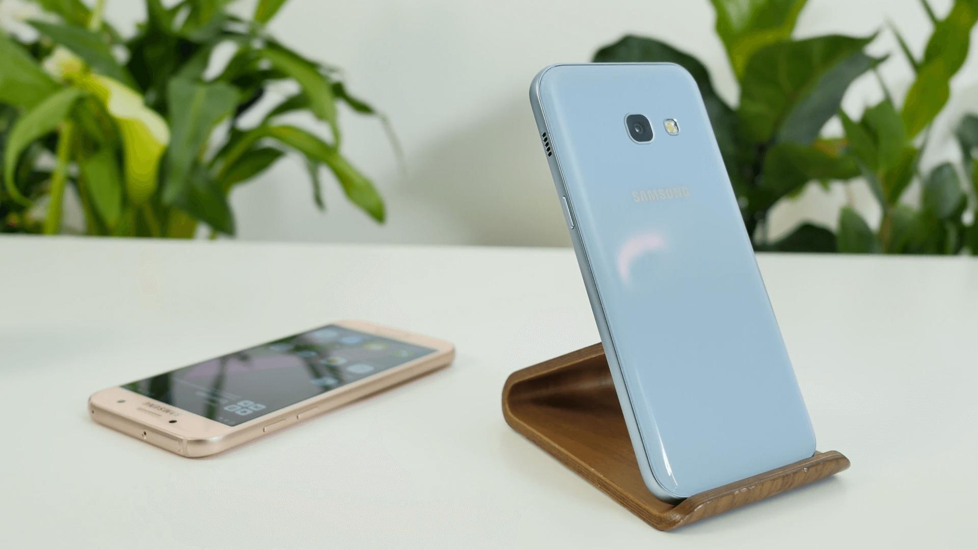 3 Samsung a3 2017 или а5 2017
