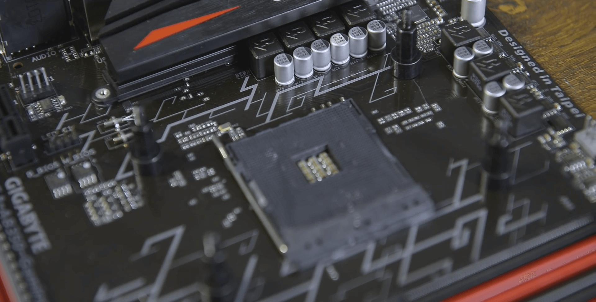 материнка gigabyte ab350 gaming 3