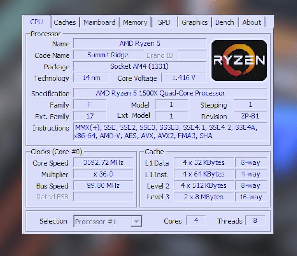 ryzen r5 обзор процессора