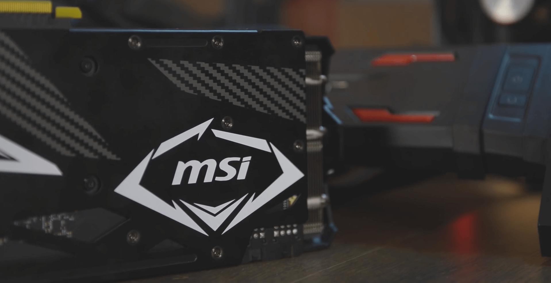 msi geforce gtx 1070 обзор