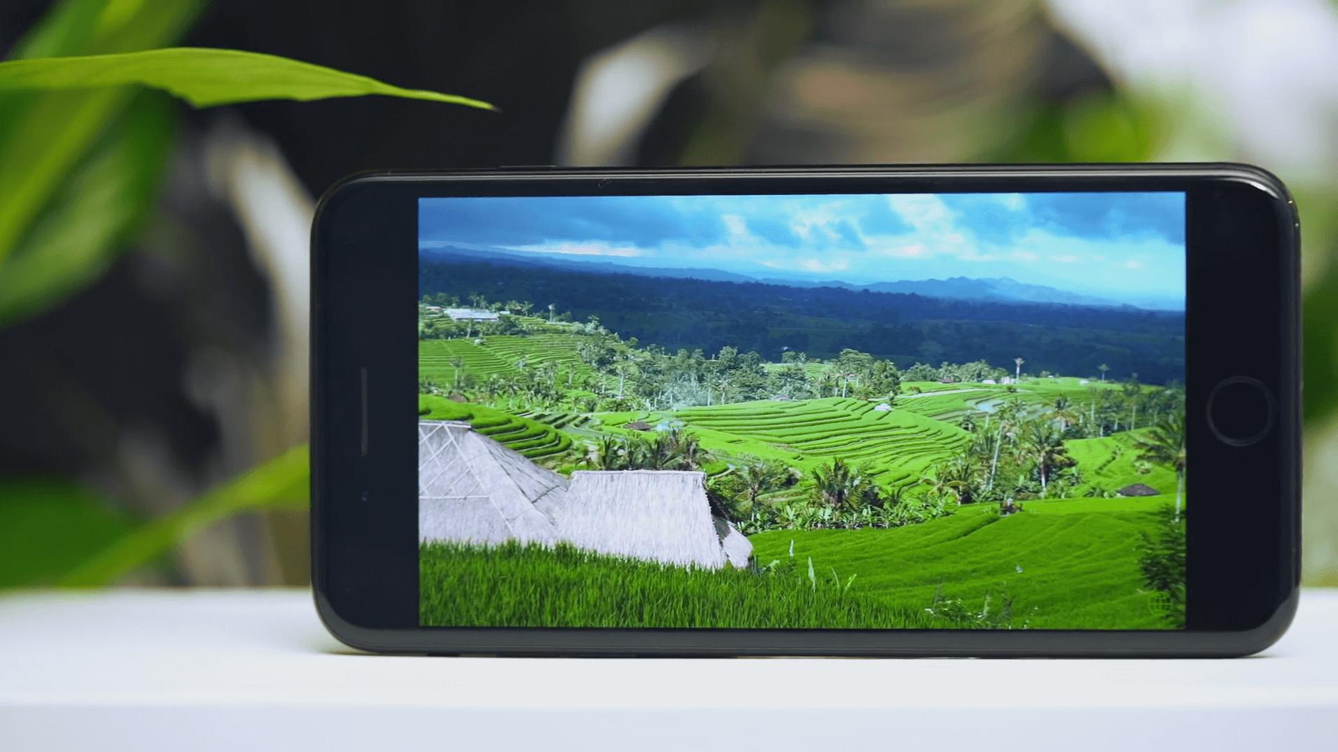 Обзор смартфона apple iphone 7 plus на русском