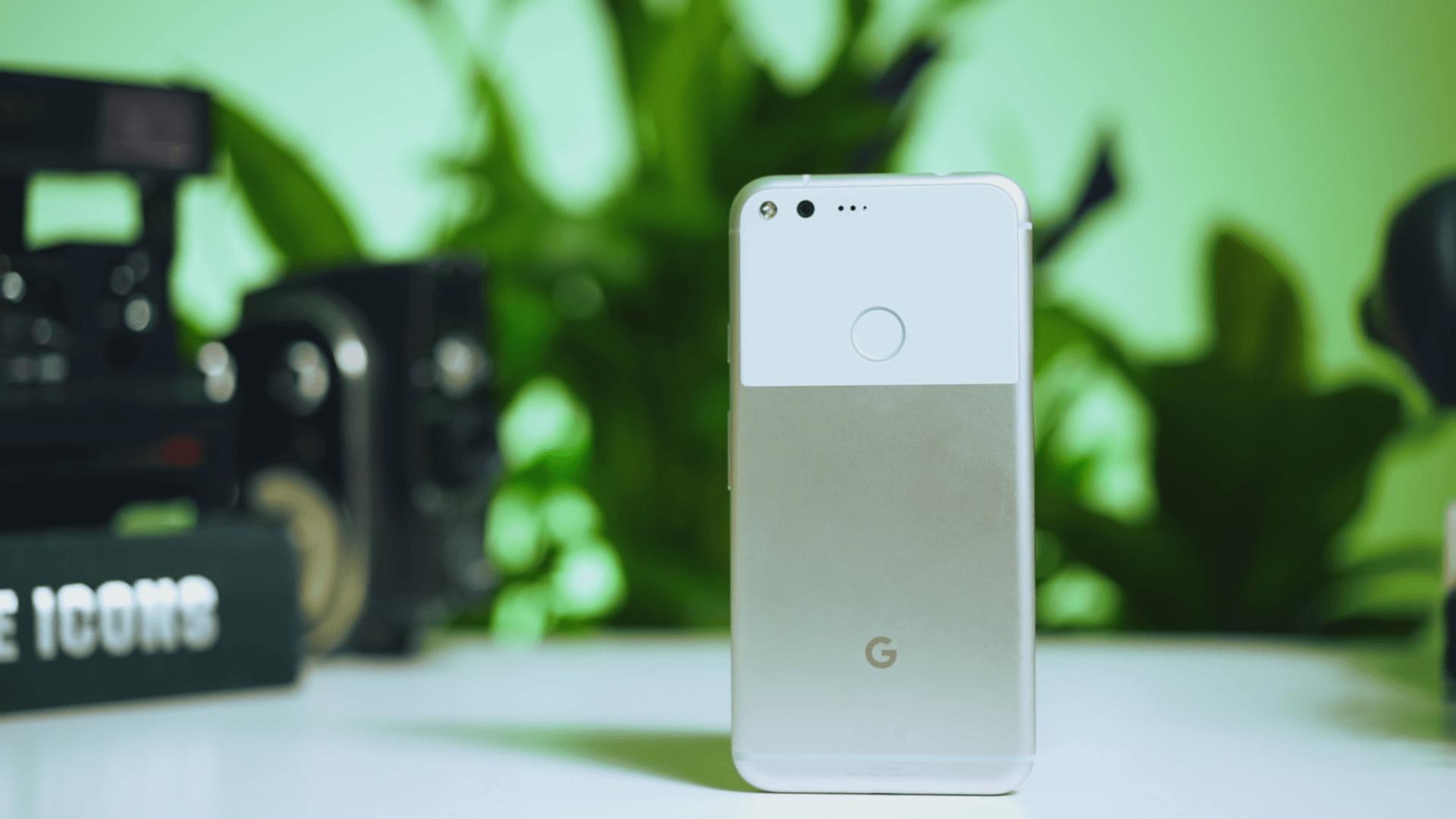 Google pixel xl обзор телефона