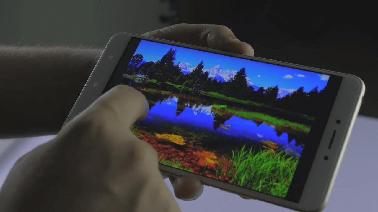 Xiaomi mi max 2 прошивка