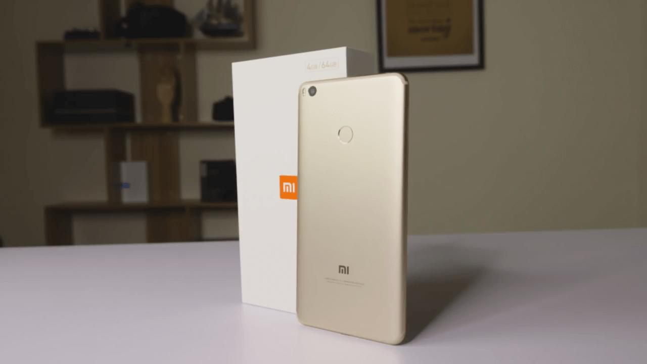 Xiaomi mi max 2 обсуждение