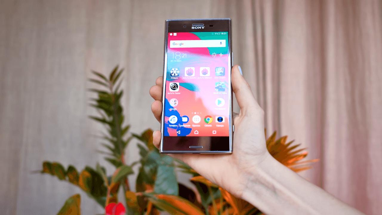 Смартфон sony xperia xz premium характеристики