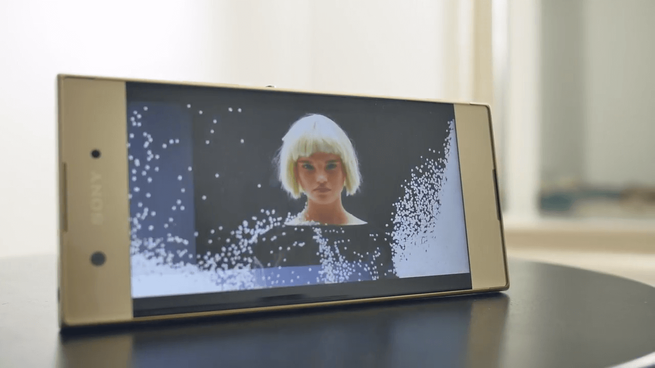 Sony xperia xa1 видео обзор