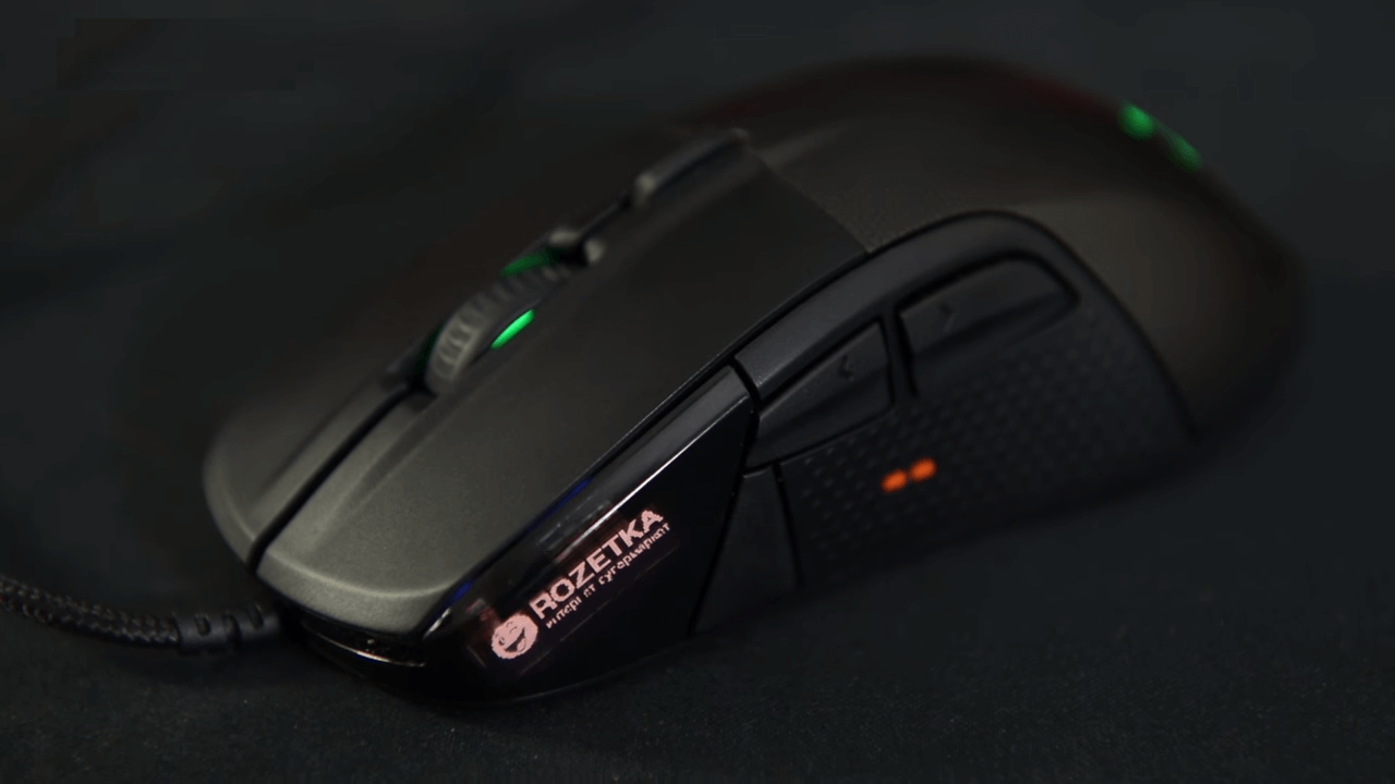 Steelseries rival 700 інструкція