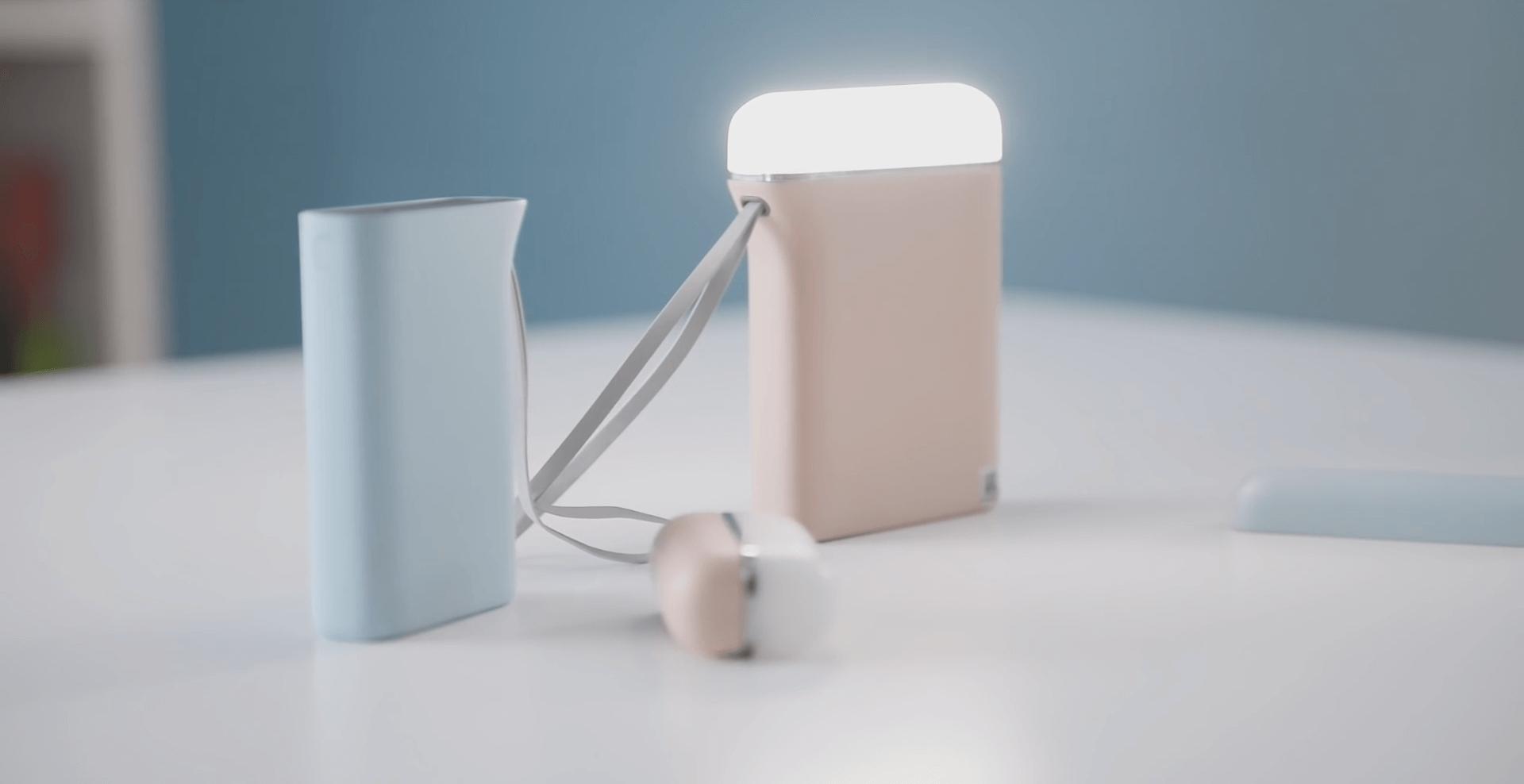 USB фонарик samsung kettle обзор