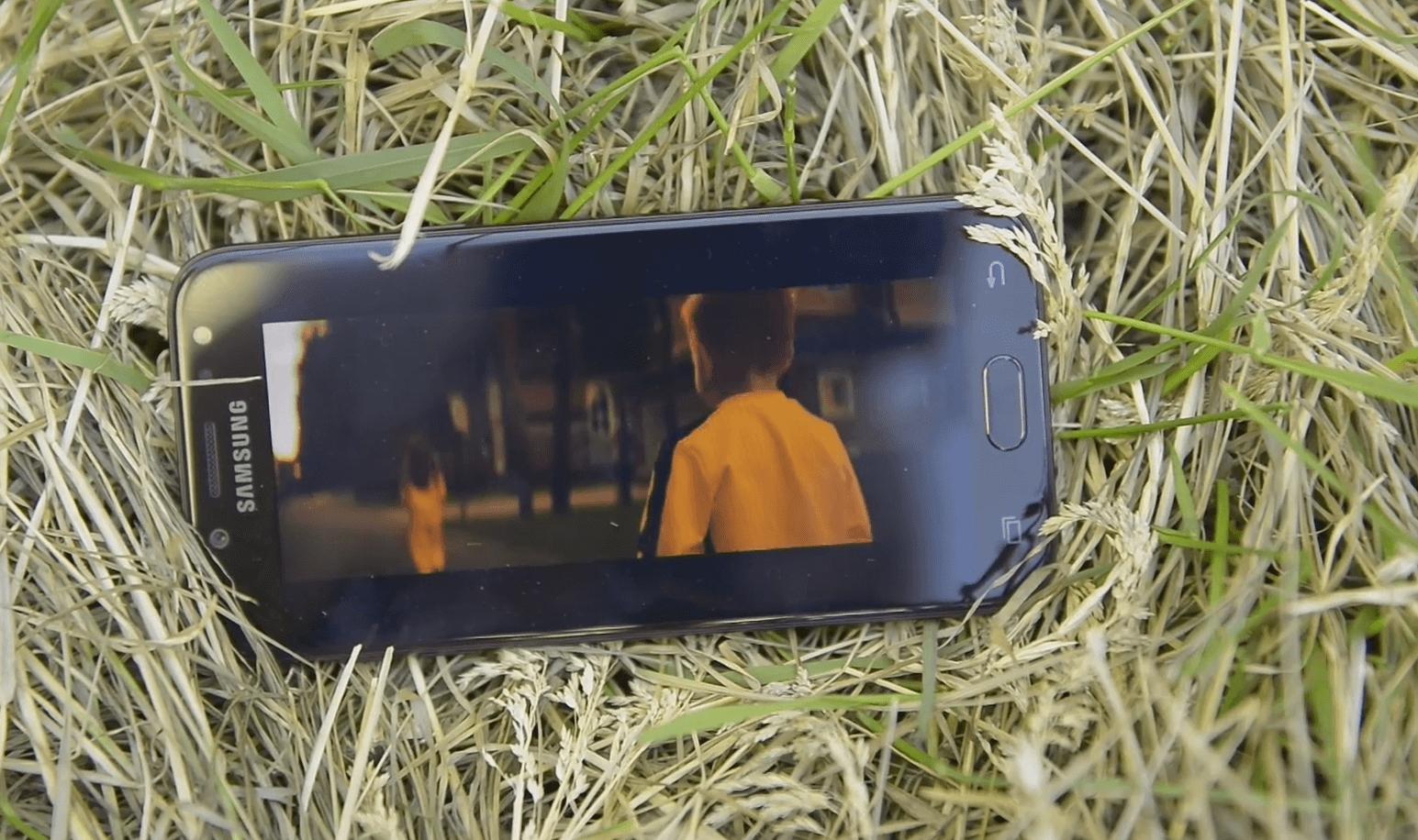 Samsung galaxy j5 2017 видео обзор