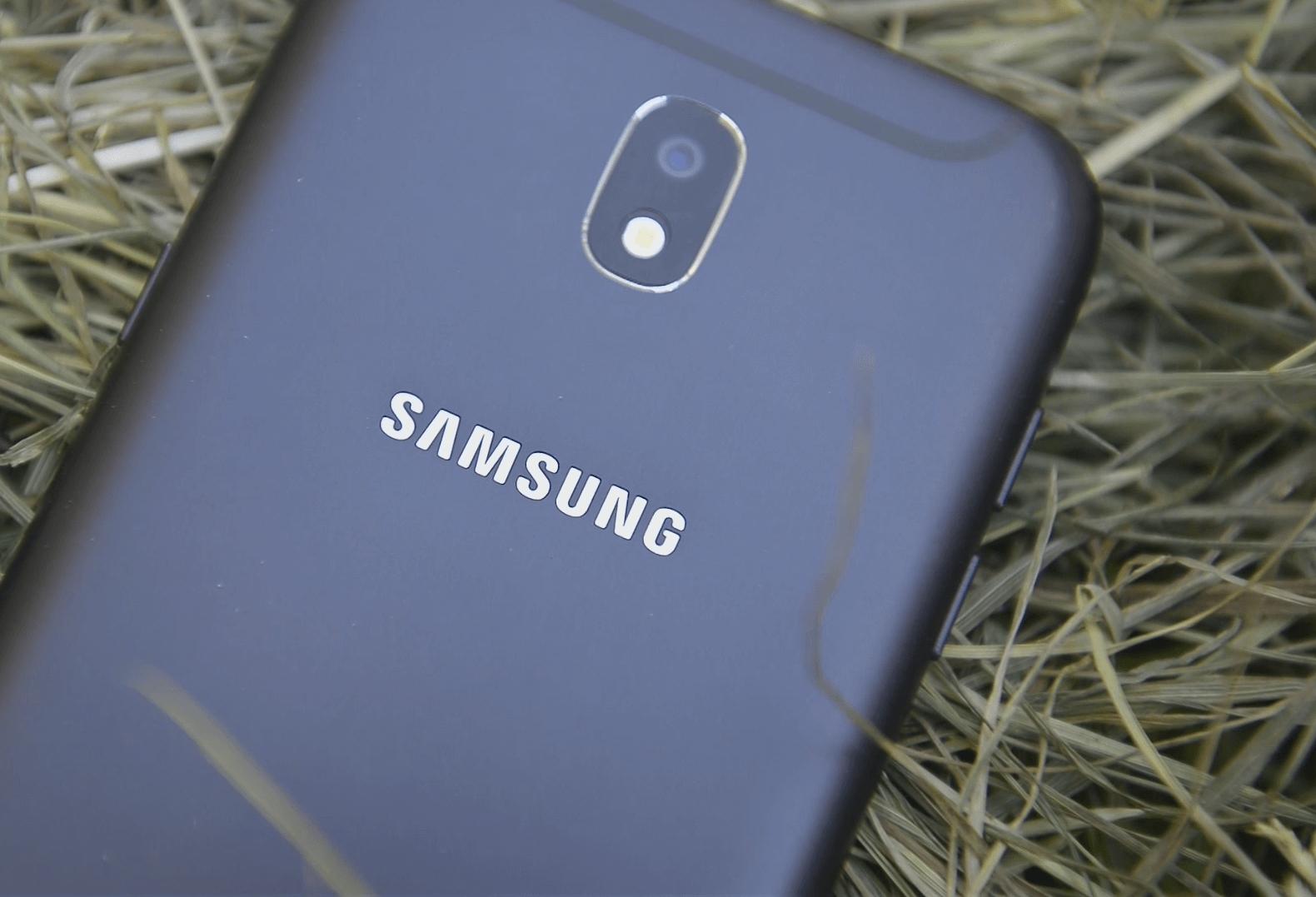 Samsung galaxy j5 2017 камера