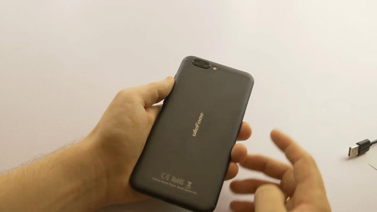 Смартфон ulefone gemini pro обзор