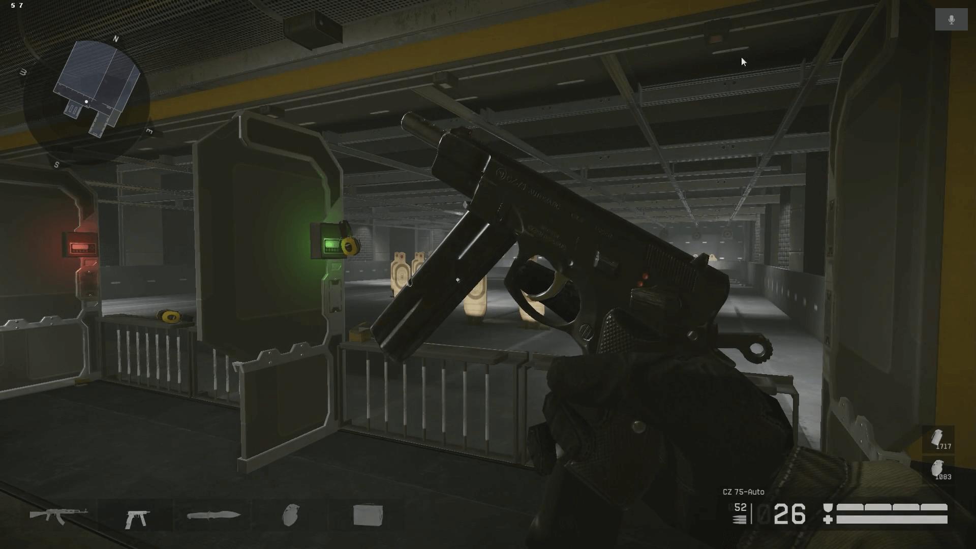 Warface снайперские винтовки