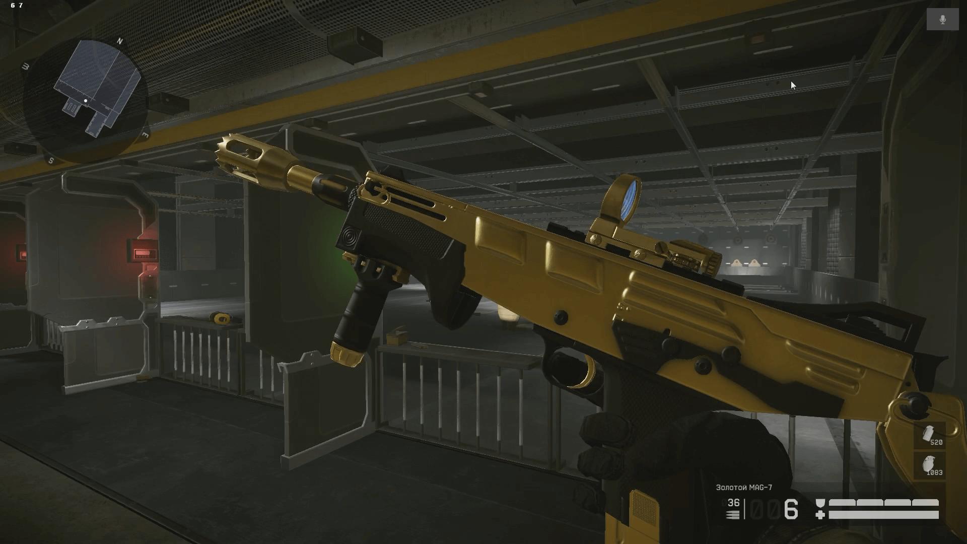 Warface игры с штурмовой винтовкой radeon