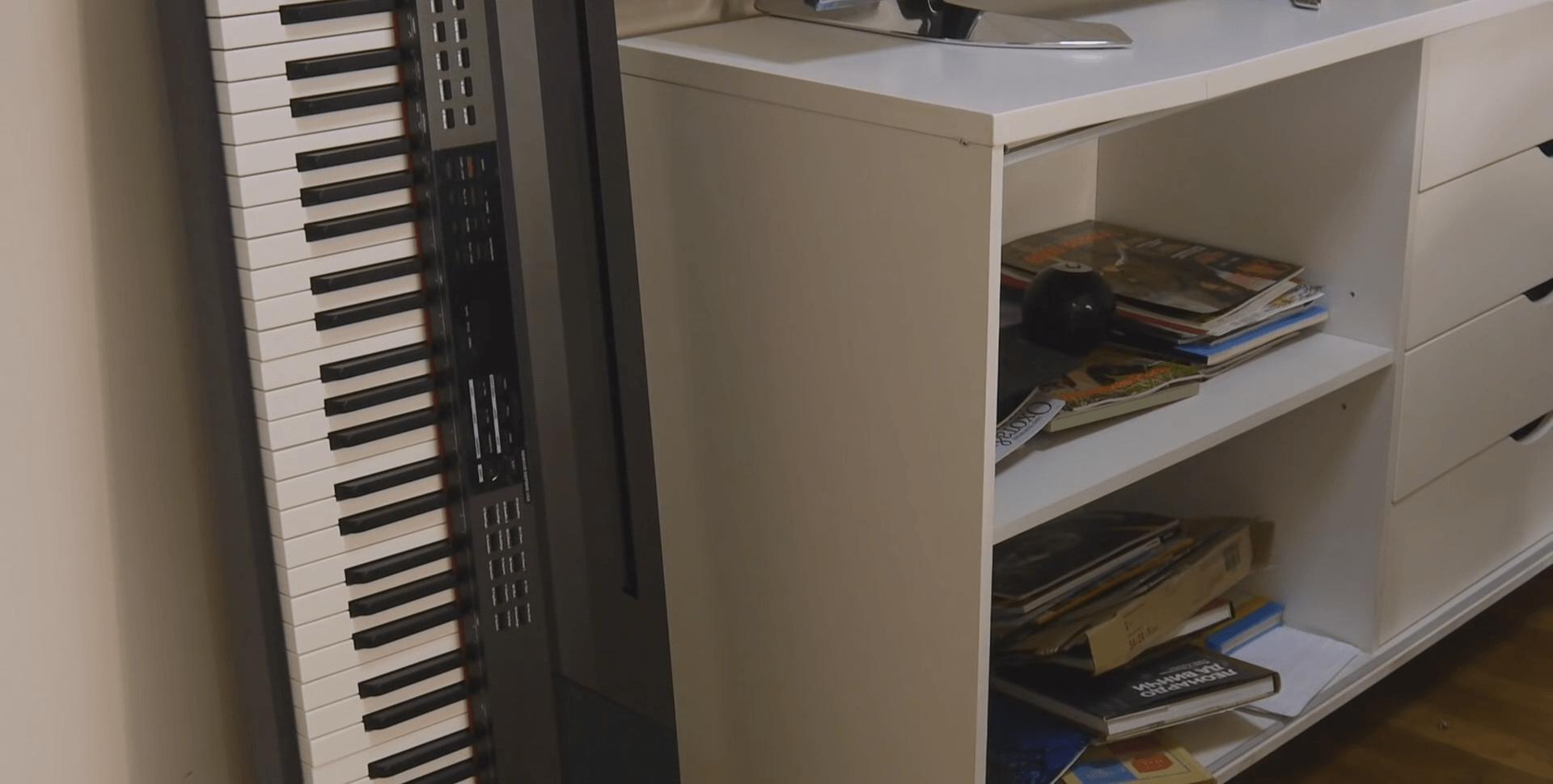 цифровое пианино kurzweil ka 90