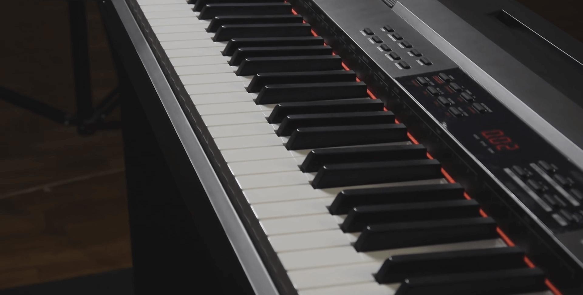Kurzweil ka 90 обзор фортепиано