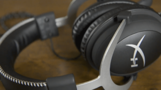 Kingston hyperx cloud silver