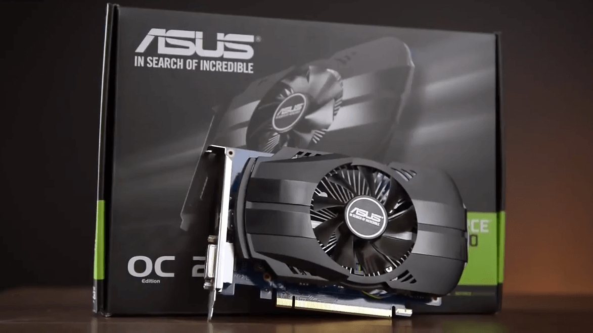 Asus geforce gt 1030 phoenix отзывы