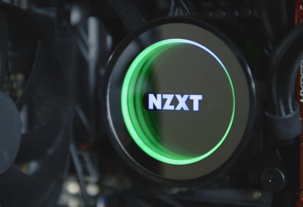 Водяное охлаждение nzxt kraken x62