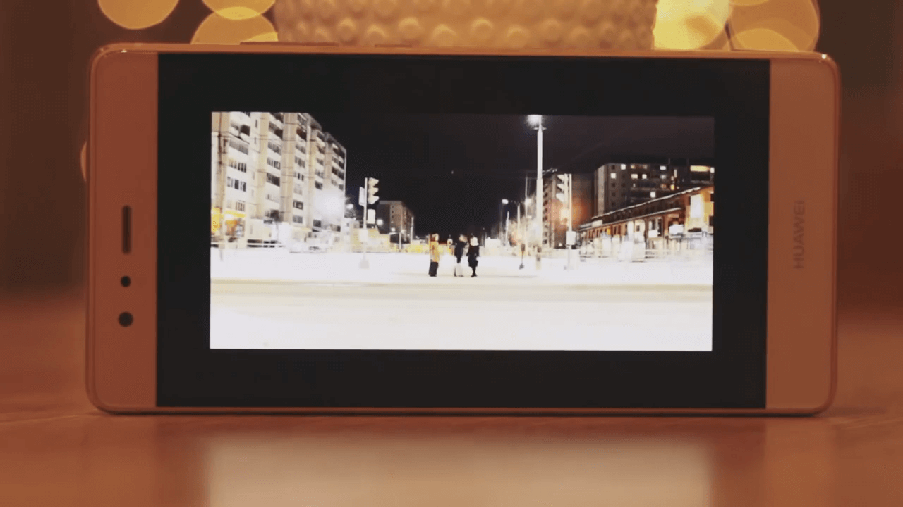 Huawei p9 камера